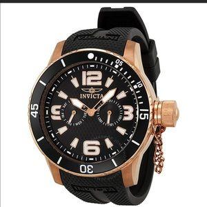 Invicta specialty collection black men's watch